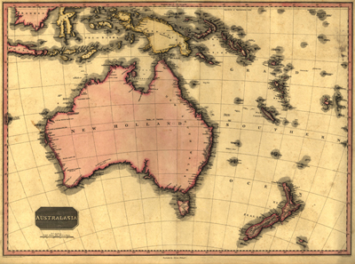 Asia antique historical rare maps royalty free clip art australia 1818 antique rare map historical vintage royalty free clip art gumiabroncs Image collections