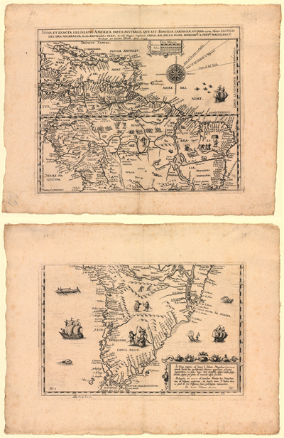 Caribbean 1606, Antique Historical Map, Antiquarian, Heritage, royalty free, clip art