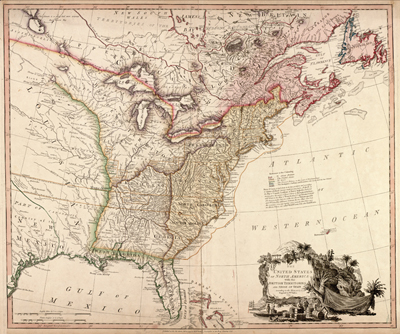 United States Antique Historical Royalty Free Clip Art Maps