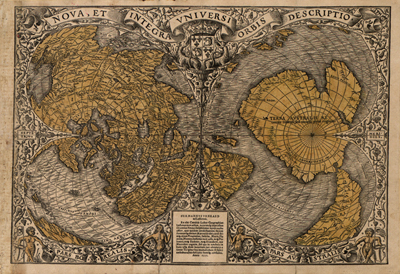 Historical Antique Map 1531, royalty free, clipart, rare, old, antiquarian, heritage